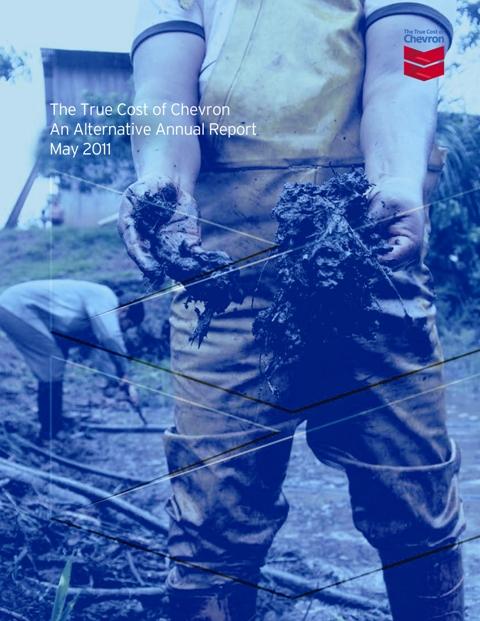 chevron annual report